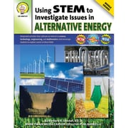 "Carson Dellosa® ""Using STEM to Investigate Issues in Alternative..."" Resource Book, Grades 6 - 8"