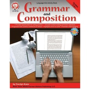 "Carson Dellosa® ""Grammar and Composition"" Resource Book, Language Arts"