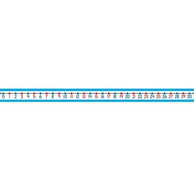 Carson Dellosa® Student Number Lines Desk Tape