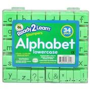 "Center Enterprises Ready2Learn™ Visual Closure Alphabet Lowercase Manuscript, 1"", 34/Set (CE-6822)"