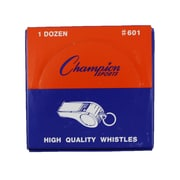 Champion Sports® Medium Weight Plastic Whistles