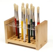 Chenille Kraft Wooden Paint Brush Stand, Each/Pack (ck-5148)
