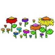 Carson Dellosa® Bulletin Board Set, Flower Garden