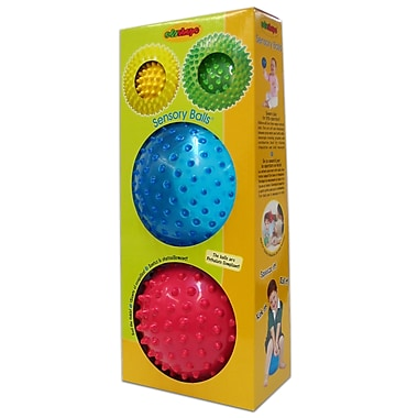 Edushape® Sensory Ball Mega Pack, Grades Infant - Preschool