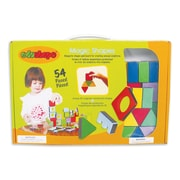 Edushape® Magic Shapes Construction Blocks With Board, Grades Toddler - 1