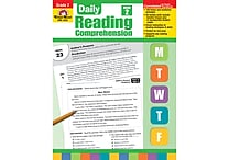 Evan-Moor® 'Daily Reading Comprehension' Grade 2 Teacher's Edition Book, Language Arts/Reading