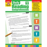 "Evan-Moor ""Daily Reading Comprehension"" Grade 3 Teacher's Edition Book, Language Arts/Reading (EMC3453)"