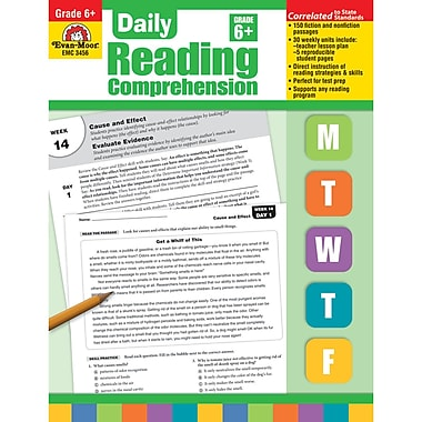 Daily Reading Comprehension Grade 5 Answer Key - reading ...