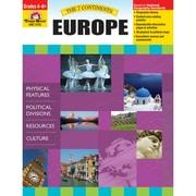 Evan-Moor® The 7 Continents Europe Teacher Resource Book