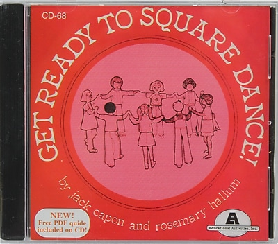 Educational Activities Get Ready To Square Dance CD 274764
