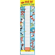 Eureka® Dr. Seuss™ Goal Setting Vertical Banner