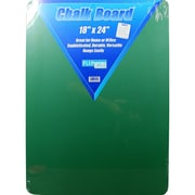 "Flipside® Chalk Board, 18"" x 24"", Green"