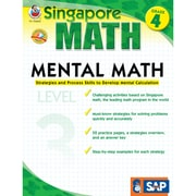 Singapore Mental Math Workbook, Grade 4