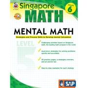 Singapore Mental Math Workbook, Grade 6