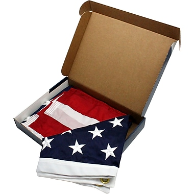 Flagzone® Durawavez Outdoor U.S. Flag, 3' x 5'