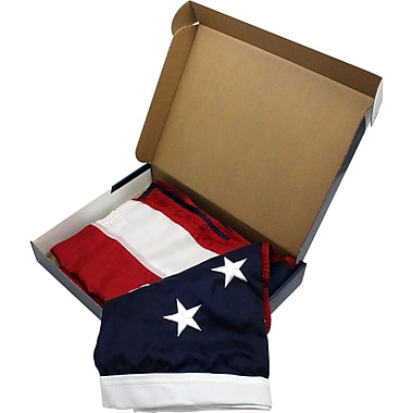 Flagzone® Durawavez Outdoor U.S. Flag, 4' x 6'