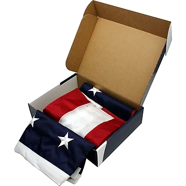 Flagzone® Durawavez Outdoor U.S. Flag, 5' x 8'