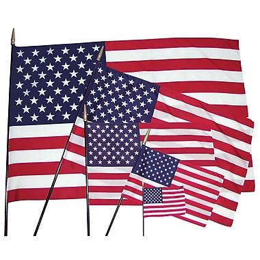Flagzone Heritage U.S. Classroom Flag, 12