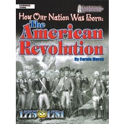 "Gallopade ""How Our Nation Was Born: The American Revolution"" Book"