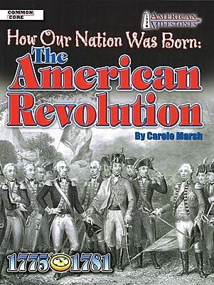 Gallopade® American Milestones, The American Revolution