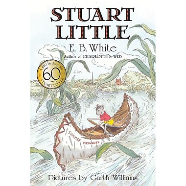 Harper Collins - Livre Stuart Little 60th Anniversary Edition (HC-0064400565)