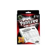 Hasbro™ Yahtzee Score Cards