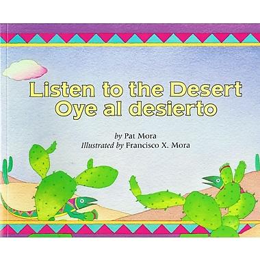 Houghton Mifflin Listen To The Desert Arts Book