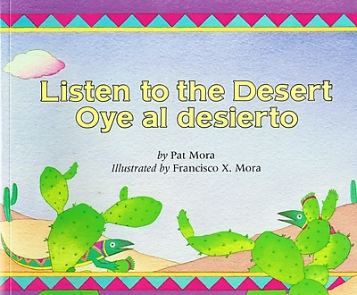 Houghton Mifflin® Listen To The Desert/Oye Al Desierto