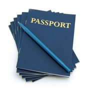 Hygloss™ My Passport Book, 24/Pack