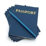Hygloss™ My Passport Book, 24/Pack
