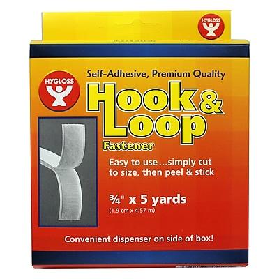 Hygloss™ Hook and Loop Fastener, 3/4