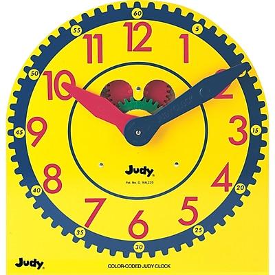 Carson Dellosa® Color - Coded Judy® Clock, Grades K - 3