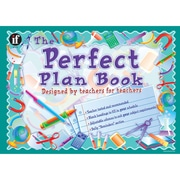Instructional Fair The Perfect Plan Book, Grades K - 12