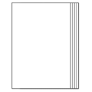 Carson Dellosa® Instructional Fair Rectangle Blank Book For Young Authors, Grades K - 3, 12/Pack