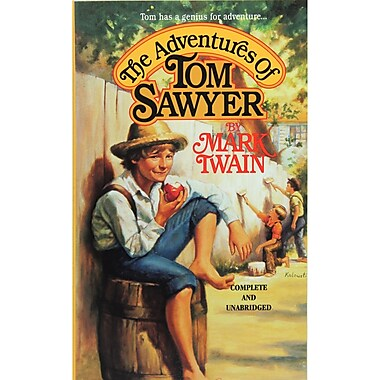 MacMillan Publishing The Adventures Of Tom Sawyer Book (ING0812504208)