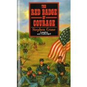 "MacMillan ""The Red Badge Of Courage"" Book"