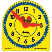 Carson DellosaMD – Paquet d'horloges en plastique pour salle de classe JudyMD, maternelle à 3e année