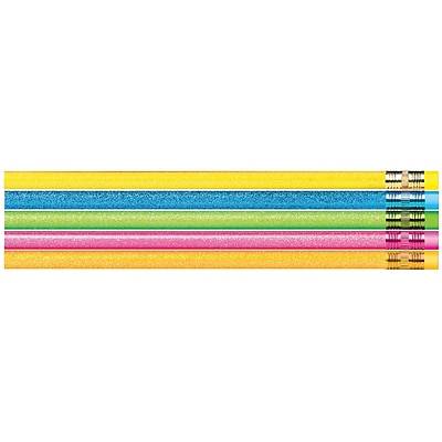 Moon Products Pencils by the Dozen, Glitter Sparkle