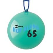 """Champion Sports® Fitpro 25 1/2"""" Hop Along Pon Pon Ball, Green"""