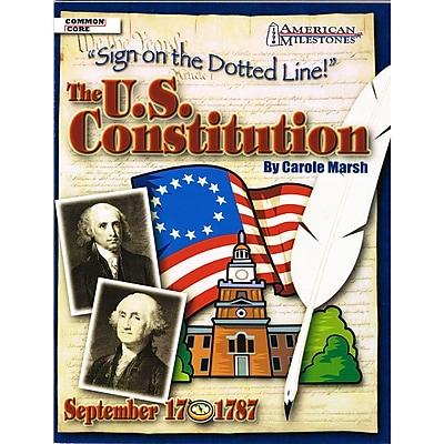 Gallopade® The U.S. Constitution Activity Book