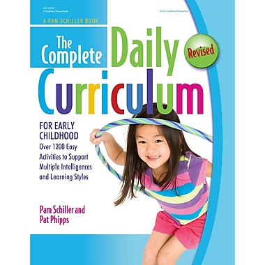 Gryphon House The Complete Daily Curriculum For Early Childhood Book