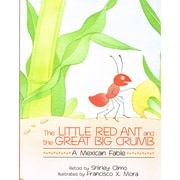 Houghton Mifflin – Livre « The Little Red Ant and The Great Big Crumb » (HO-0395720974)