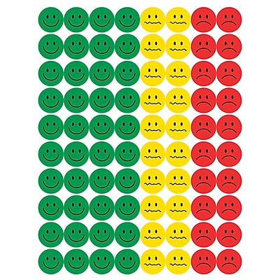 Hygloss® Behavior Stickers, Pack Of 320