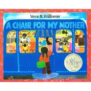 """""""A Chair For My Mother"""" Book"""
