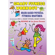 Kimbo Educational® Smart Fitness Workout DVD (KIM9198DVD)