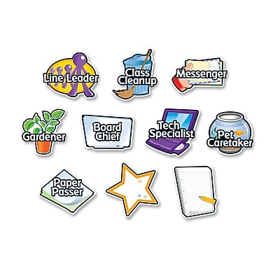 Learning Resources® Magnetic Job Labels, 6