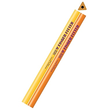 Musgrave Pencil Company Finger Fitter No Eraser Pencil, 12/Pack