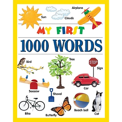 Publications International® My First 1000 Words