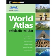 Kappa Map Group Universal Maps World Scholastic Atlas (UNI11768)