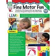 Key Education Publishing Fine Motor Fun Resource Book, Grades PreK - 1